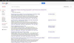 Google Scholar Citation Search Learning 2 Learn