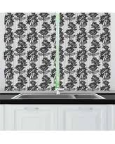 Presidents Day Savings on Black and white curtains | BHG.com Shop