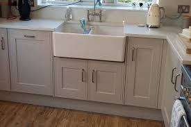 Edwardian Kitchen Sheraton Edwardian Painted Kitchen Wirral Liverpool