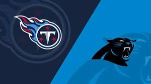 Carolina Panthers Wr Depth Chart Tennessee Titans At Carolina Panthers Matchup Preview 11 3
