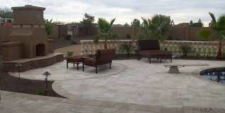 Backyard Design Ideas On A Budget arizona backyard landscaping ideas on a budget