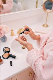 for the past few years i ve been using bareminerals bareskin concealer for my under eyes i love it because it s light but still covers really well