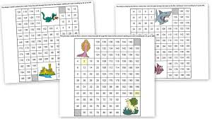 Skip Counting By 2s Mazes - Homeschool Den