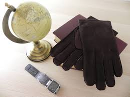 men velour cow hide leather gloves classic design made in hungary dark brown perfect gift business classic ffi4
