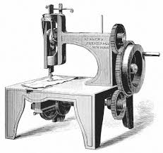 When Did Isaac Merritt Singer Invent The Sewing Machine