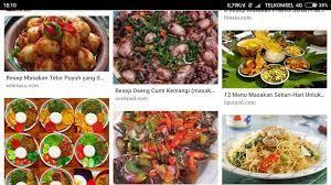Berikut kami lampirkan daftar m. Resep Makanan Seharihari Home Facebook