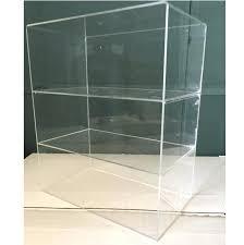 acrylic countertop display case acrylic display case acrylic lucite countertop display case