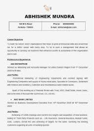 Executive Resume Samples Lovely Sales Executive Resume Format Lovely