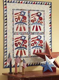 Best 25+ Old glory miniatures ideas on Pinterest | Patriotic ... & Pay tribute to Old Glory with a folk art-style wall hanging featuring  spirited flags Adamdwight.com