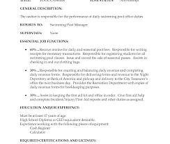 Gas Station Cashier Job Description For Resume Gas Station Cashier Duties Zoroblaszczakco Claims Adjuster Trainee 24