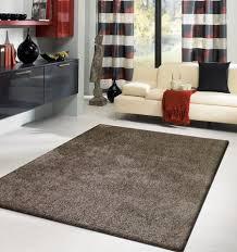 shag rugs. 2-Tone Brown Long Soft Durable Shag Area Rug 5\u0027 X 7\u0027 Ft Rugs