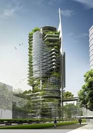 urban architecture combined with nature arch2o parramatta proposal urban office architecturecamera