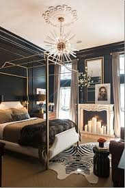 Bedroom Wall Ideas 96 Best Black White & Gold Bedroom Images On ...