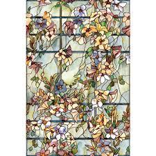 24 in x 36 in trellis decorative window
