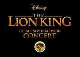 The Lion King Live In Concert Pretoria Sa Music News