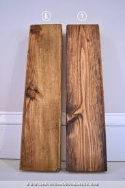 good stain colors for pine. how ot stain pine a medium brown color with minimal grain - 3 good colors for