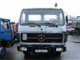 Price (high to low) price (low to high) year made (high to low) year made (low to high). Mercedes Benz 1419 K Hook Lift Truck From Germany For Sale At Truck1 Id 1149833