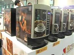 Coffee Vending Machine Premix Powder Beauteous Coffee Vending Machine YouTube