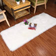 Carpet Floor Soft Chair Cover Artificial Sheepskin Rugs Mat Wool Warm Hairy Seat Tapetes Mats Home Decoration 18NOV6 Plush Tiles Buy Rug From Jasm,
