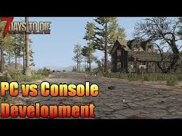 7 Days To Die Vending Machine Best 48 Days To Die PC Vs Console Development Updates Patches YouTube