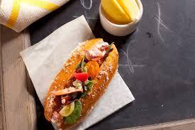B.L.T. Lobster Roll Recipe