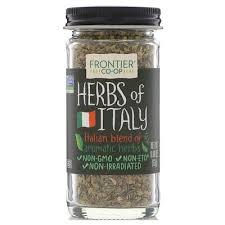 Herbs of Italy, Italian Blend Aromatic Herbs, 0.80 oz (22 g) | www ...