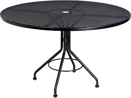deck wrought iron table. Deck Wrought Iron Table L