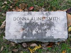 Donna Aline Smith (1876-1957) - Find A Grave Memorial