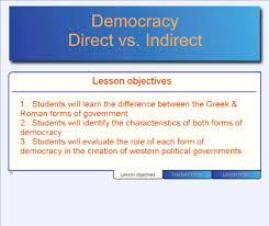 direct and representative democracy venn diagram smart exchange usa direct vs indirect democracy