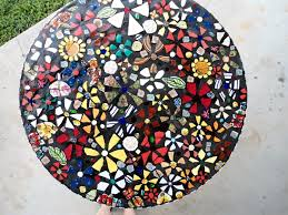 large size of decorating outdoor mosaic bistro table set mosaic table and chairs set glass mosaic