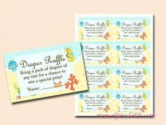 Beach Theme Baby Shower Invitation With Gold By PicsandPaper Beach Theme Baby Shower Games