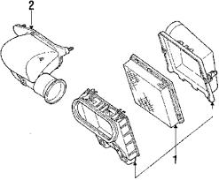 Genuine lincoln filter lin e6sz9600b