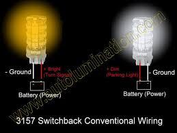 3157 bulb socket wiring 3157 image wiring diagram switchback wiring and troubleshooting autolumination on 3157 bulb socket wiring