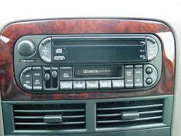 grand cherokee factory radio
