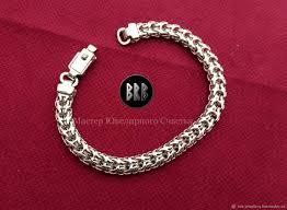Bracelet 'Ramses' <b>sterling silver 925</b> – заказать на Ярмарке ...