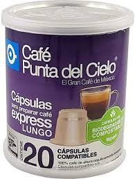 It can be hard to keep up on the different variants of espresso that coffee shop and espresso machines have to offer. Amazon Com Nespresso Compatible Lungo Espresso Coffee Capsules Can Of 20 Capsules By Cafe Punta Del Cielo Kitchen Dining