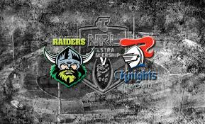 win one of two double passes to the newcastle knights vs canberra raiders pre season match on canberra raiders wall art with win one of two double passes to the newcastle knights vs canberra