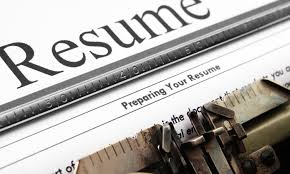 Resume Service Mesmerizing Résumé And Cover Letter John's Resume Service Groupon