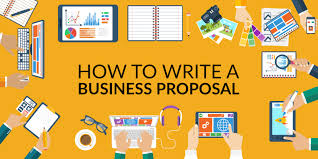 How To Write A Business Proposal In 2019 6 Steps 15 Free