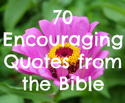 Inspirational Bible Quotes About Life