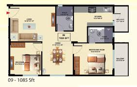 dream home yatra by anand associates 2 3 bhk residential 14 1100 sq ft house plans