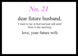 Future Husband Quotes Classy Quotes About Love For Him Dear Future Husband SoloQuotes Your