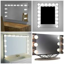 lighted vanity mirror wall mount. Inspirations: Exciting Vanity Design With Wall Mounted Makeup Mirror \u2014 Dogfederationofnewyork.org Lighted Mount
