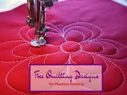 101 best images about FREE MOTION QUILTING on Pinterest & 17 Free Quilting Designs for Machine Quilting Adamdwight.com