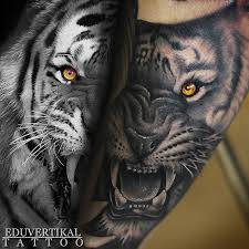 tiger roar tattoo. Contemporary Tattoo For Tiger Roar Tattoo 0