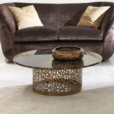 Italian Coffee Tables Marble Luxury Coffee Tables Round Glass On Top Of High End Coffee Tables