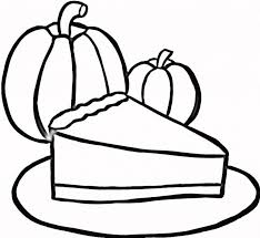 Small Picture pumpkin pie coloring page piece of pumpkin pie coloring page free