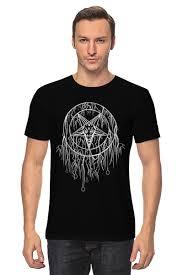 Футболка <b>классическая Black</b> Metal #1228540 от antoniobelyakov ...