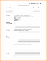 Elementary School Teacher Resume Template Word Doc Download Full