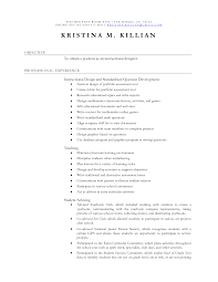 substitute teacher resume objective by Kristina M. Killian
